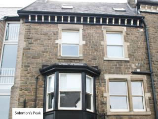 Solomon's Peak Apartment in the Peak District