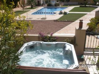 Jacuzzi for your private use