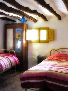 lovely twin bedroom