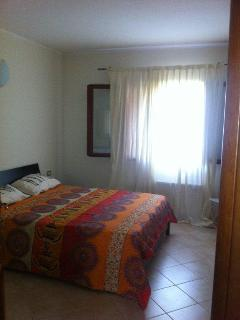 First room with doublebed