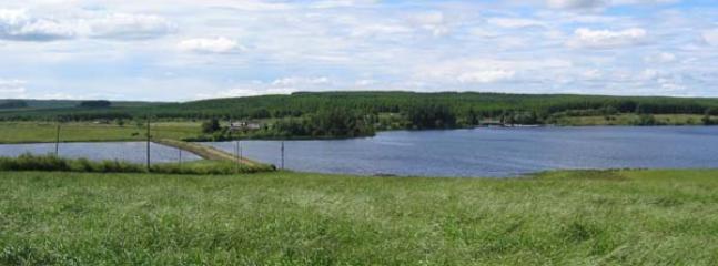 Cobbinshaw Loch