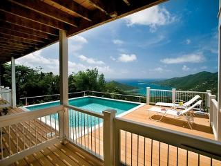 Great Turtle Villa, Sleeps 8, St. John