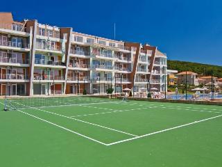 Tennis / Volleyball Court