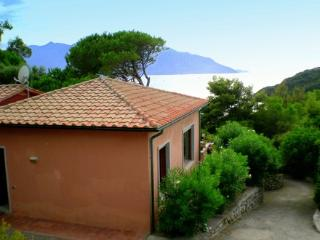Elba, Italy: Great Seaside Vacation Villa on Tuscany's Island of Elba, San Martino di Portoferraio