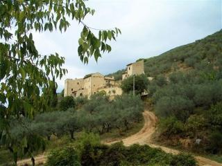 Spoleto: Comfort & Culture in Delightful Castle 3 Bedroom,Apartment with Pool, Campello sul Clitunno