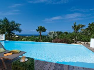 Callisto - Ideal for Couples and Families, Beautiful Pool and Beach, Terres Basses
