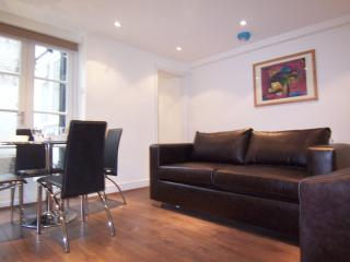 Angel Islington stylish 1 bedroom apartment + patio, sleeps 4