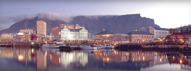 The V&A Waterfront - only 45 minutes from home
