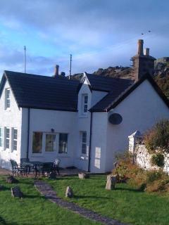 Glencorse House from the garden
