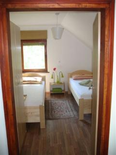 2nd east facing double bedroom