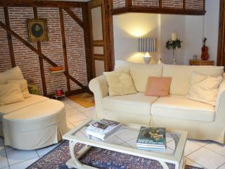 Living/dining room ground floor gite