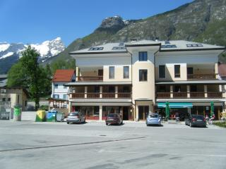 Vila Bovec Alpine Apartments