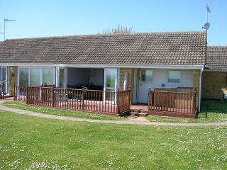 Sea view Bungalow  Waterside Park, Corton