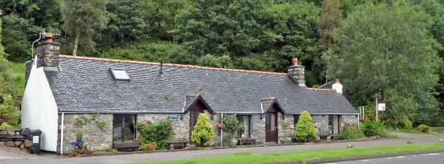 18th century stone cottage