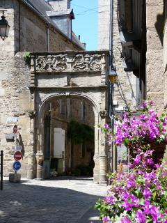 Dinan, historic centre