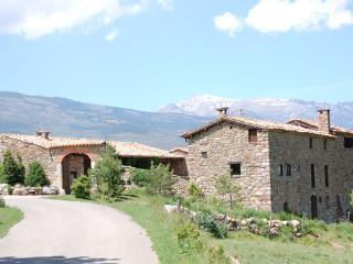 Cal Barrau, Bellver de Cerdanya