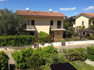 Splendida villa con ampio giardino