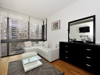 High-end luxury 1 Bed in elevator building with on-site gym + stunning views UWS