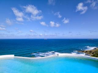 VILLA SKY BLUE!... Irma Survivor! . luxurious 4BR ocean view villa - fabulous wa