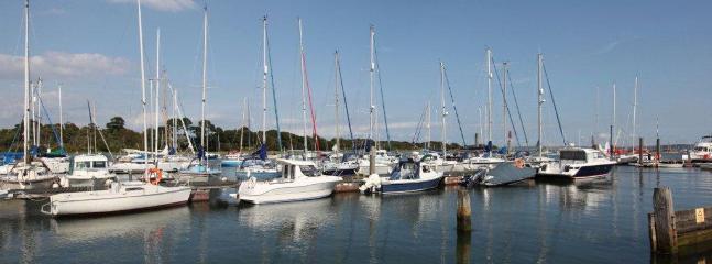 Lymington River Marina
