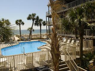 Sandpiper 4A~Family Condo with Side View of the Gulf ~Bender Vacation Rentals, Gulf Shores