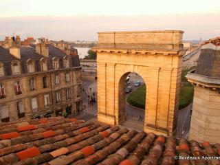 View from Bordeaux Terrace