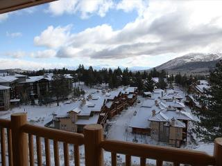 Beautiful 5 star 1 bedroom 1 bath ski-in/ski-out at Eagle Lodge., Mammoth Lakes