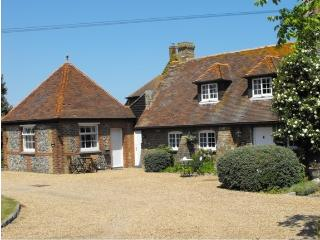 Well Cottage and Annie's Cottage.  1 bedroom cottages next to The Chapel.  Can sleep up to 4 guests.