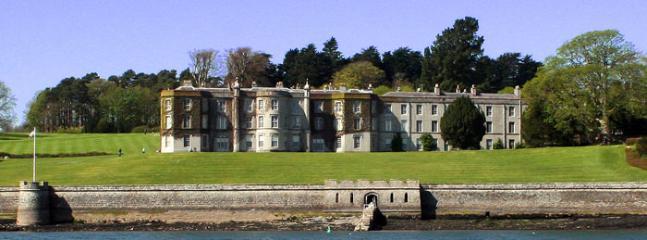 National Trust property Plas Newydd