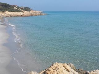 Cala liberotto,trilocale a 70 metri dal mare p.t., Orosei