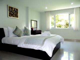 large cool bedroom