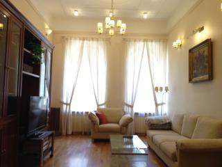 2 bedrooms 2 bathrooms comfortable appartment, St. Petersburg