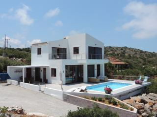 Architect Designed Very Modern Villa with Incredible Sea and Rural Views + Pool
