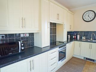 Fully equipped kitchen, all the utensils you will need,  and all in tip top condition !
