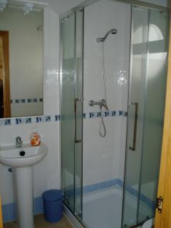 Shower Room with Bedroom 3