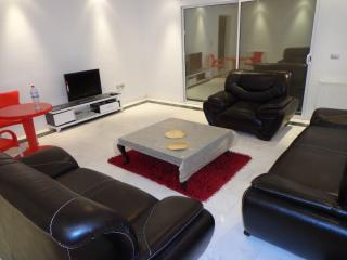 apartment Swam:LUXURY apartm BEACH for6guest=50GBP, Tunis