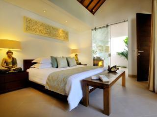 Bedroom 1 with 200cm x 200 cm bed
