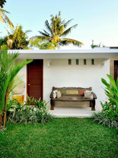 Central Tropical garden