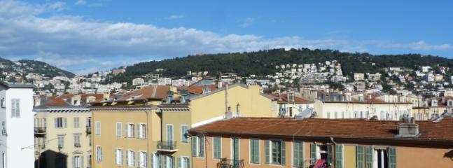View of Mont Boron
