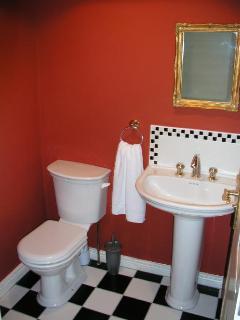 Glenariff toilet