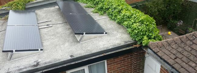 Solar-powered, eco-friendly, carbon-neutral