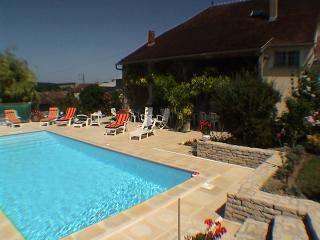 Le Clos du Trait, Roffey near Chablis, Burgundy, Tonnerre
