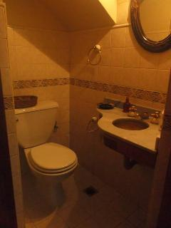 toilette, 1st floor