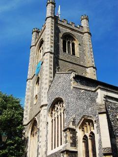 Church in Henley