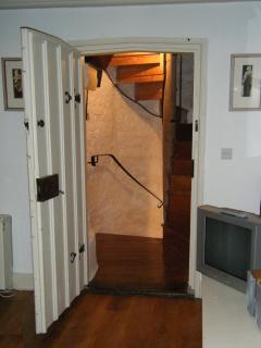 The Door to go downstairs