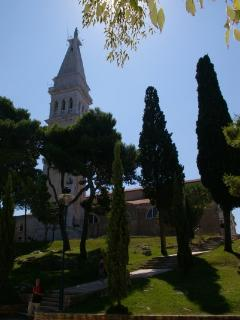 St. Euphemia church.