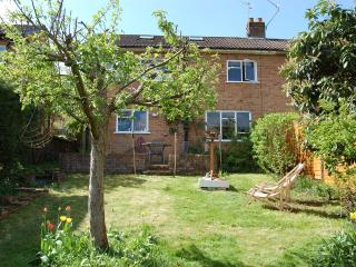 House with garden in town, great view, perfect for regatta and family get away