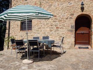 Weingut Podere Cortilla - La Stalla, Volterra