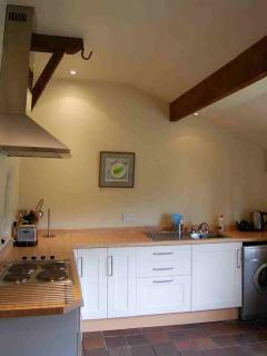 Manor Cottage kitchen