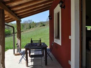 La Casa Rossa southern Umbria villa with pool